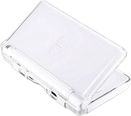 Komplett Full Gehäuse Shell Fall Teil für Nintendo DS Lite NDSL Case Cover Reparatur Teile (Transparent)