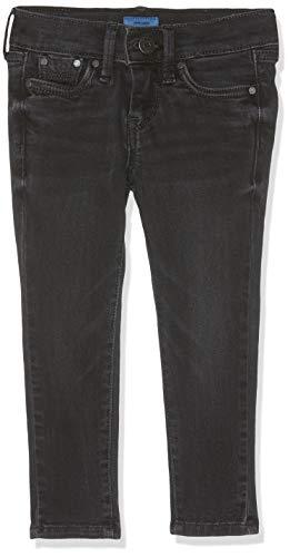 Pepe Jeans PIXLETTE Jeans, Negro (Black Denim Wl0), 15-16 años (Talla del Fabricante: 16) para Niñas