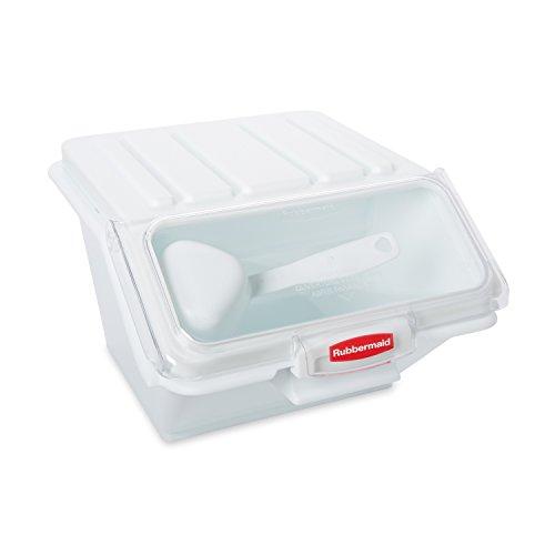Rubbermaid Commercial ProSave Shelf-Storage Ingredient Bin