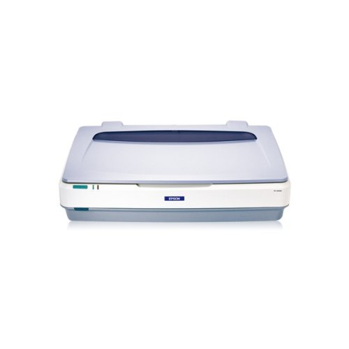 Epson GT-20000 - Escáner (297 x 432 mm, 600 x 1200 dpi, 48 bit, 24 bit, 4,3 s/página, Escáner de Cama Plana)