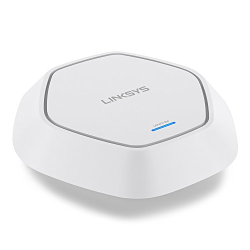 Linksys Business LAPAC1200 Access Point Wireless Wi-Fi Dual Band 2.4 + 5GHz AC1200 with PoE