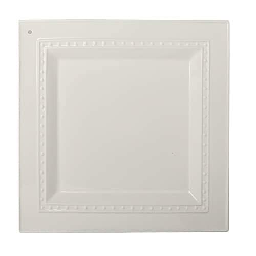 Nora Fleming - New Square - Pearl Charm Platter K5 by Nora Fleming