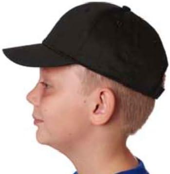 PNW Wonderland Apparel Kids Smokey Bear Hats with Smokey Bear Woven Patch - One Size Fits All Youth