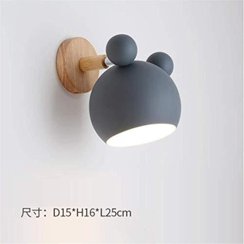 Led Plafond Lampen Puur Hout Eenvoudige Led Wandlamp Creatieve Vreemde Persoonlijkheid Slaapkamer Scandinavische Stijl Moderne Moderne Moderne Nachtlampje Gang Scharnier Wandlamp voor Slaapkamer Keuken Hal