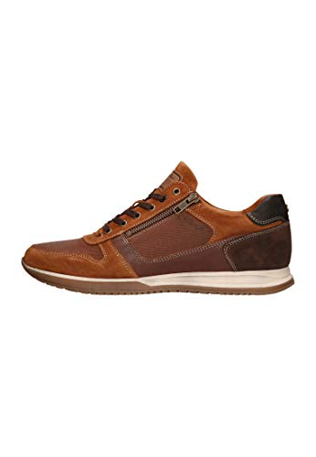 Australian Browning Sneakers Cognac Tan 15.1473.01
