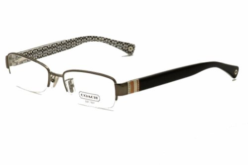 Coach Eyeglasses HC 5027B BLACK 9081 HC5027B