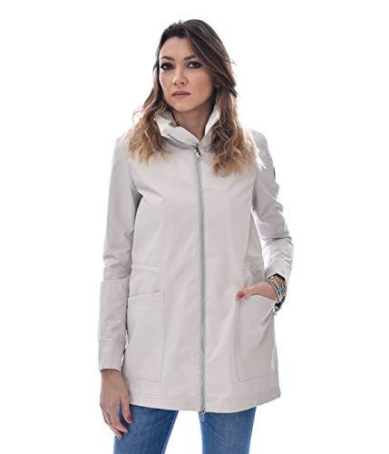 Colmar Trench Donna Bianco Leggero Jacket Panna, 40