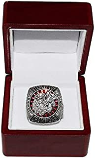 d6307b49c5d CHICAGO BLACKHAWKS (Jonathan Toews) 2013 STANLEY CUP WORLD CHAMPIONS Rare Collectible  Replica Silver National