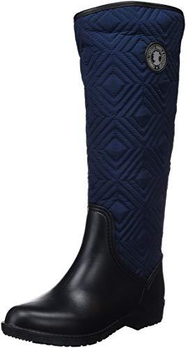 Coronel Tapiocca Bota Agua Marino Señora, Botas Mujer, Azul 0, 39 EU