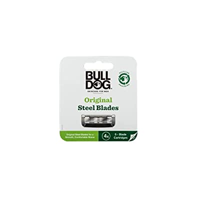 Bulldog Skincare - Bamboo Razor Blades X4