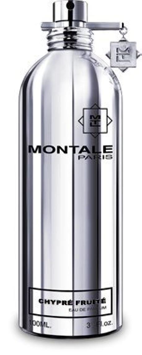 キノコ活気づくテープモンタル シプレ フリュイテ オードパルファン 100ml(Montale Chypre Fruite EDP 100ml) [並行輸入品]