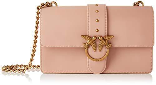 PINKO 1p21se_y6jc, Love Classic Icon Simply C Vit, Damen, Einheitsgröße, Pink - Q19_light Pink - Größe: Einheitsgröße