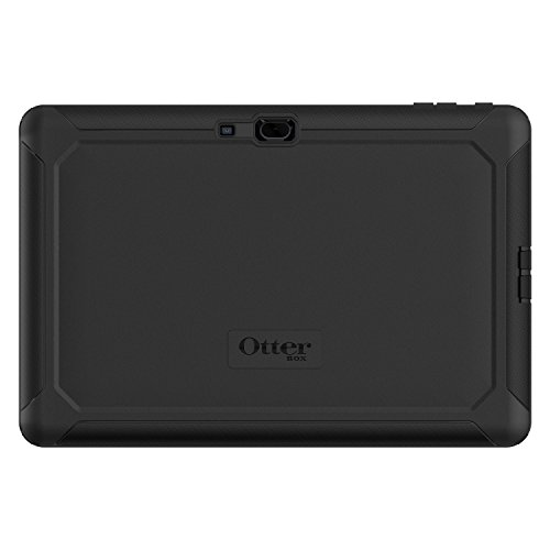 OtterBox Defender Series for Verizon Ellipsis 10 HD - Retail Packaging - Black