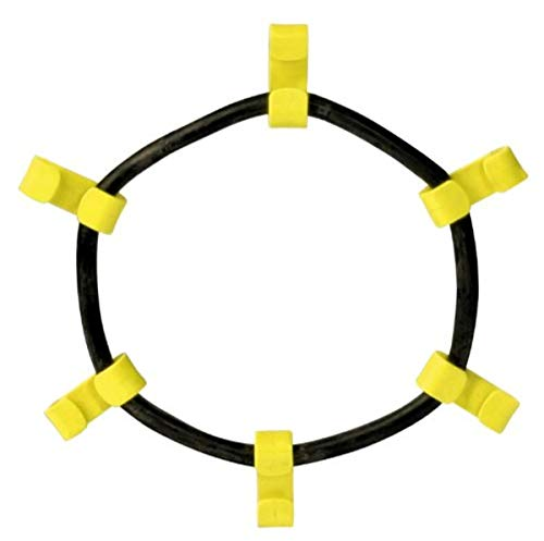 Security Chain Company SZ1176 Tire Traction Chain Rubber Tightener - Set of 2