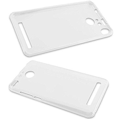 caseroxx TPU-Hülle für Archos 50f Helium Lite, Handy Hülle Tasche (TPU-Hülle in transparent)