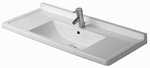 Duravit Starck 3 Waschtisch, 105 cm, Weiß