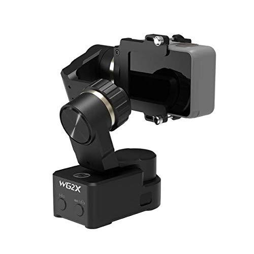 Feiyu-Tech WG2X Sport Action Kamera in Schwarz, Stabilisator für die Kamera - Videostabilisatoren