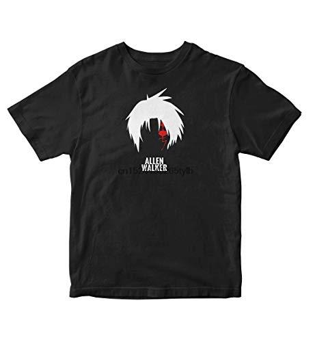 Allen Walker D Gray Man Manga Anime T Shirt A364