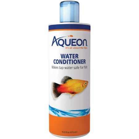 Aqueon Central Aquatics Water Conditioner (16 fl oz)