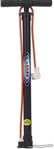 Aoyo Mini Fahrradpumpe, Fußpumpe Ballonpumpe tragbare Hochdruckpumpen, for Presta und Schrader Ventile, Mountain Bike BMX Reifen Elektro-Auto-Schlauchboot-Werkzeug