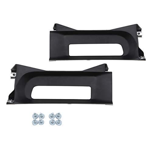 ENIXWILL Ram 1500 Front Tow Hooks Bezel Bracket Fit for Dodge Ram 1500 2013-2018 Left & Right Side Replace OEM #68196982AA