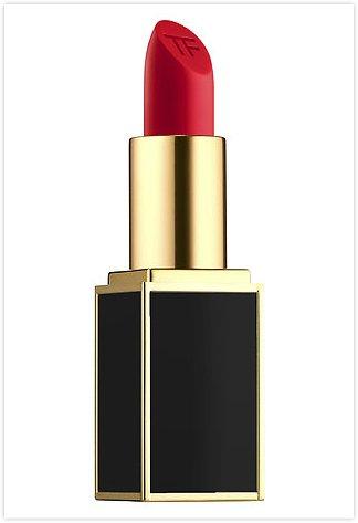 TOM FORD LIP COLOR MAT rossetto opaco idratante lunga tenuta ruby rush