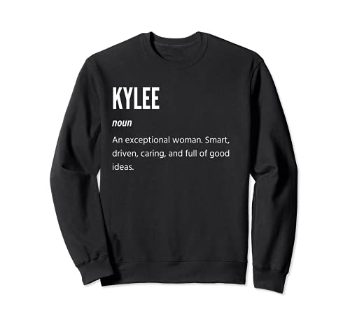 Kylee Gifts, Noun, An Exceptional Woman トレーナー