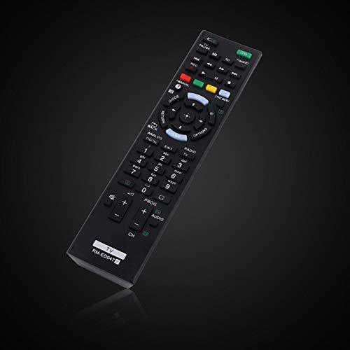 Annjom Mando a Distancia para Sony, Mando a Distancia Universal para TV, Mando a Distancia, para Sony LCD LED Smart TV RM-ED047