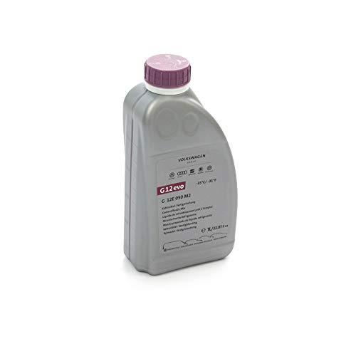 Original G12evo Kühlflüssigkeit Kühlmittel Fertigmischung 1L Flasche G12E050M2