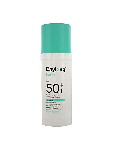 Daylong Sensitive Anti-Glanz-Fluid SPF 50+, 50 ml