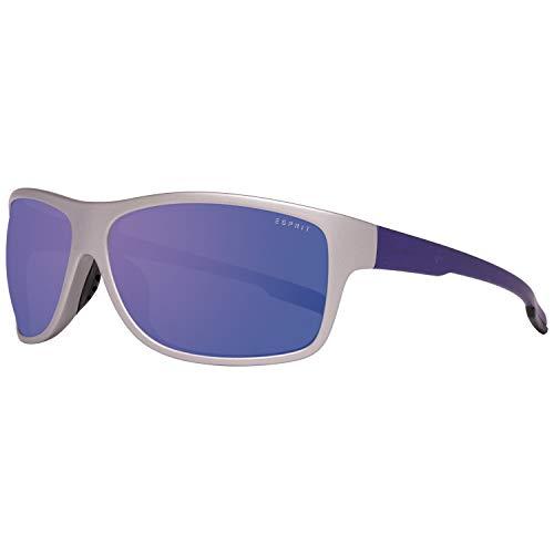 Esprit Sonnenbrille Et19598 524 64 Gafas de sol, Plateado (Silber), 51 para Hombre