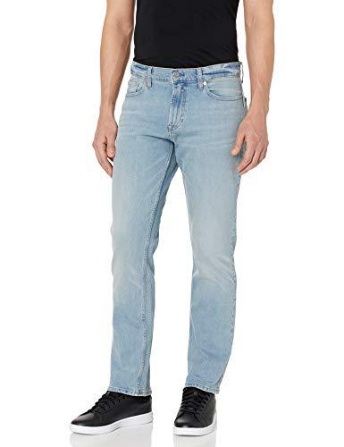 Calvin Klein Men's Straight Fit Jeans, Zion, 29W x 32L