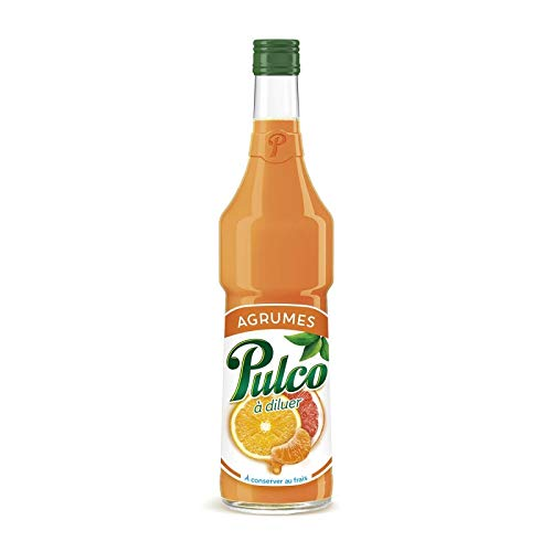 PULCO - Délice D'Agrumes 70Cl - Lot De 4 - Livraison Gratuite