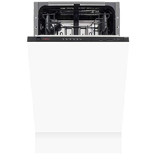 CDA WC432 Fully Integrated Dishwasher Slimline 10 Place Settings