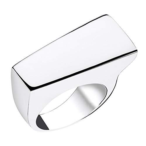 THOMAS SABO Damen Ring Classic Bar 925Er Sterlingsilber TR2219-001-21