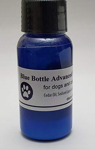 Advanced Blue Flea Control Treatment Medicine Kit, Dogs, Cats 30ml Multi-pet