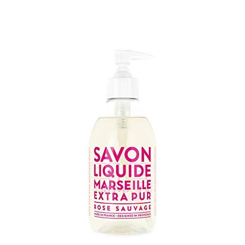 La Compagnie de Provence Savon de Marseille 300ml, Couleur - Rose