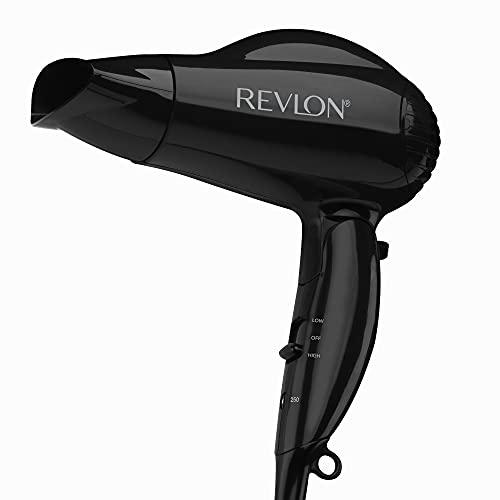 Revlon 1875W Quick Blowout Folding Handle Travel Hair Dryer