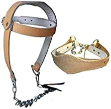 Leather Head Harness Brown OSHH-3650