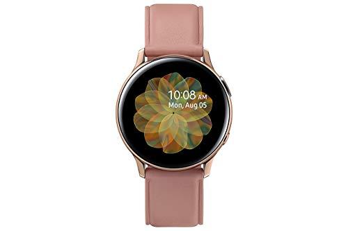 Samsung Galaxy Watch Active2 Stainless Steel LTE GSM Unlocked SM-R835U...