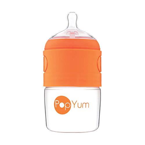 PopYum 5 oz Anti-Colic Formula Making / Mixing / Dispenser Baby Bottle