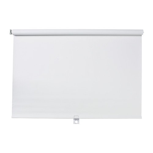 Ikea Tupplur 32x76 3/4 Blackout Roller Blind White 703.492.52