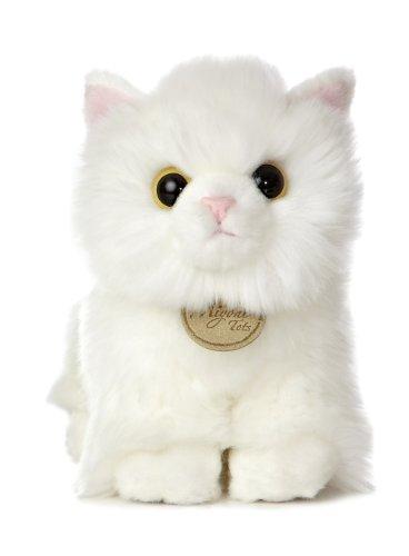 Aurora - Miyoni - 7.5' Angora Kitten, White