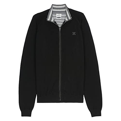 OXBOW N2PESLO Gilet zippé Homme Noir