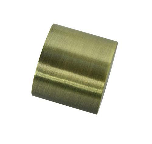 Endkappe für Ø 16 mm Messing-antik 1,8
