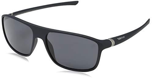 TAG HEUER zonnebril TH-6041 Wrap zonnebril 59, blauw