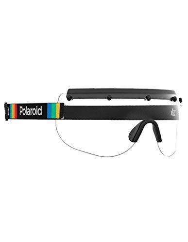 Polaroid Occhiali Mascherina Protettiva Stay Safe 1 con elastico