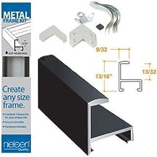 Nielsen Bainbridge Metal Frame Kit black 27 in.