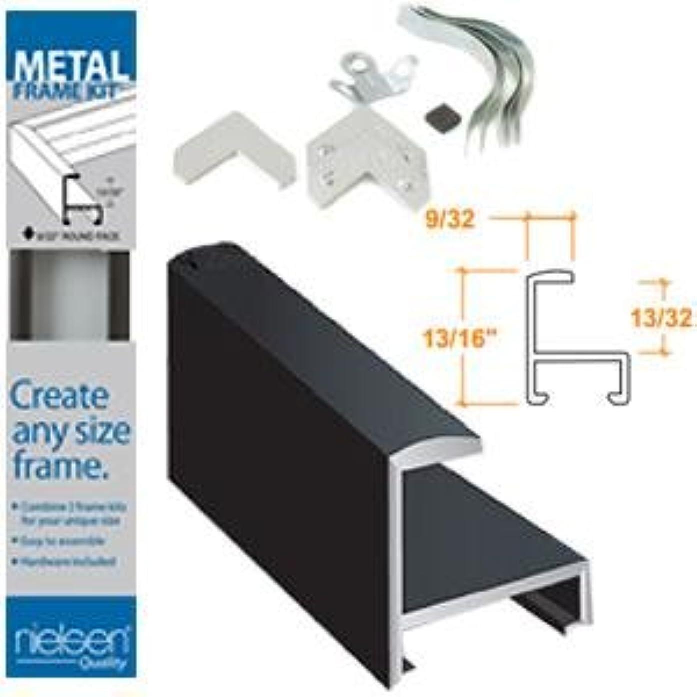 Nielsen Bainbridge Metal Frame Kit black 14 in.