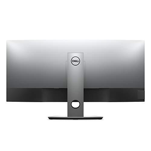 DELL U3818DW 96,5 cm (38 Zoll) Monitor (HDMI, DisplayPort, LED, 5ms Reaktionszeit) silber/schwarz